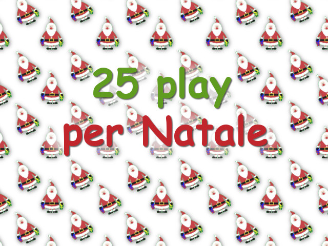 25 Play per NATALE